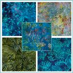 Artisan Batiks: Totally Tropical 2