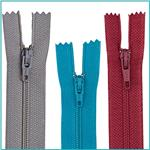 Polyester All Purpose Zippers