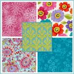 Fabric Traditions Floral Sampler