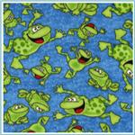 Animal Fleece Fabric