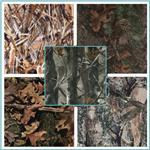 True Timber Outdoors Camouflage Denier Fabric