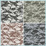 Scalloped Lace Fabric