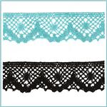 Riley Blake Sew Together 1 1/4&quot; Crocheted Lace Trim 