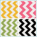 Chevron Quilting Fabric