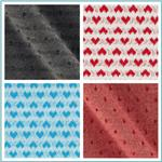 Jacquard Jersey Knit Fabric