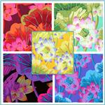 Kaffe Fassett Lake Blossoms
