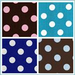 Brights &amp; Pastels Basics Polka Dots