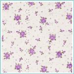 Floral Eyelet Fabric