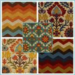 Waverly Mayan Medallion Collection