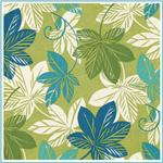 Indoor/Outdoor Flower & Botanical Fabric