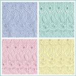 Fancy Eyelet Fabric