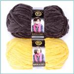 Lion Brand Quick & Cozy Yarn