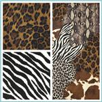 Call Of The Wild Laminated Cotton Fabric