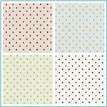 Riley Blake Le Creme Basics Swiss Dot