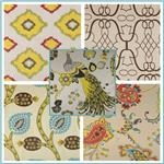 Claridge Jacquard Home Decor Fabric