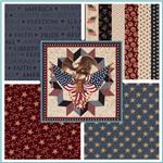 American Valor Quilt Series