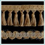 Rustic Home Decor Trim & Fringe