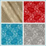 Capri Floral Lace Fabric