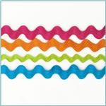 Rayon Ric Rac Ribbon 