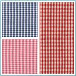 Classic Seersucker Check Fabric