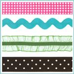 Riley Blake Ribbon &amp; Trim 