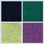 Minky Cuddle Solid Embossed  Fabric