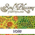 Amy Butler Soul Blossoms Voile Fabric