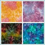 Timeless Treasures Tonga Batiks Color Burst
