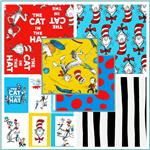 Dr. Seuss Minky Cuddle Fabric Collection
