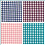 Woven 1/8 Carolina Gingham Fabric