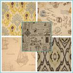 World Wide Home Decor Fabric