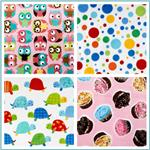 Minky Softie Novelty Fabric