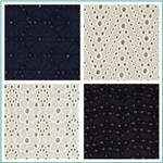 Assorted Eyelet Fabric