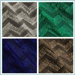 Jane Chevron Knit Fabric