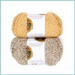 Lion Brand Recycled Cotton Blend Yarn