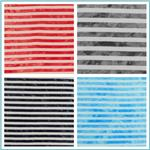Yarn Dyed Striped Jersey Knit Fabric