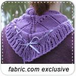 September Shawl Knitting Pattern