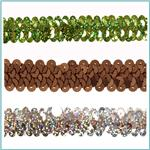 7/8'' Stretch Sequin Trim