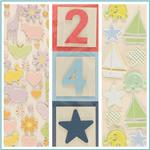 Martha Stewart Crafts Baby & Children Stickers