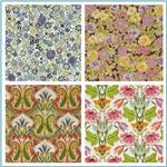 London Calling Cotton Lawn Fabric