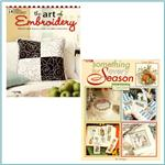 Cross Stitch &amp; Embroidery Books