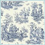 Waverly Toile Fabric