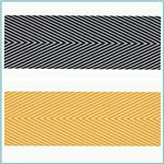 1 1/2'' Chevron Twill Tape