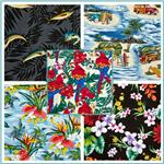 Hoffman Tropical Collection