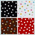Remix Slicker Laminated Cotton Fabric
