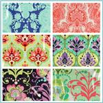 Amy Butler Love Laminated Cotton Fabric