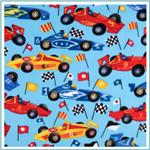 Sports &amp; Games Fleece Fabric