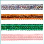 1/2'' Sparkle Edge Sequin Trim