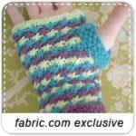 Belle Hand Warmers Knitting Pattern