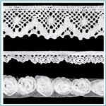 Lace Trim &amp; Ribbon